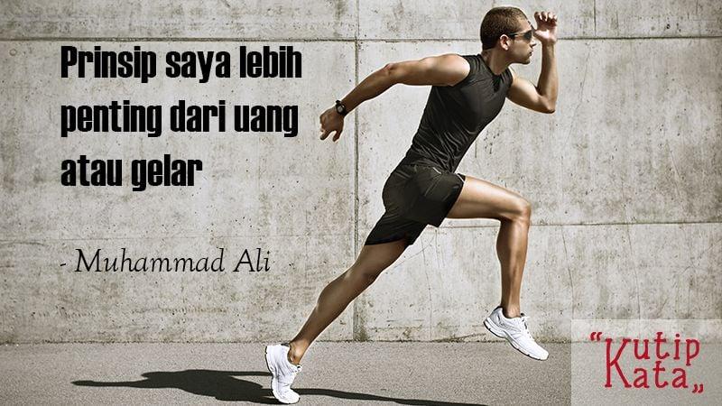 Kata Kata Mutiara Kehidupan - Muhammad Ali