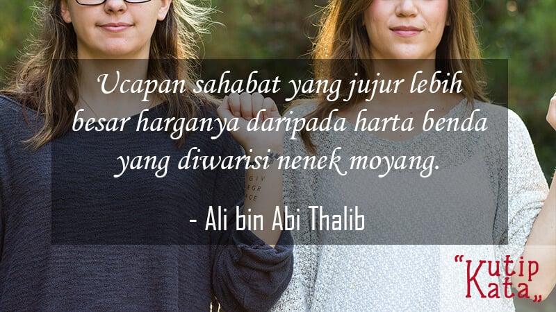 Kata Kata Sindiran Halus - Ali Bin Abi Thalib 2