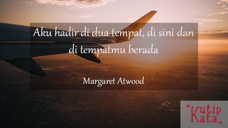 Kata Kata Cinta Sejati - Margaret Atwood