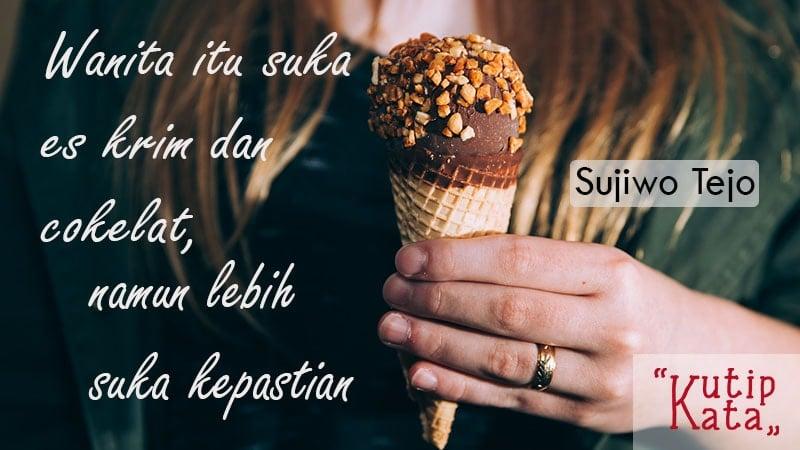 Kata kata sindiran lucu - Sujiwo Tejo