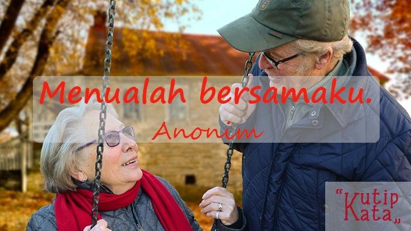 kata kata romantis buat pacar - anonim menua