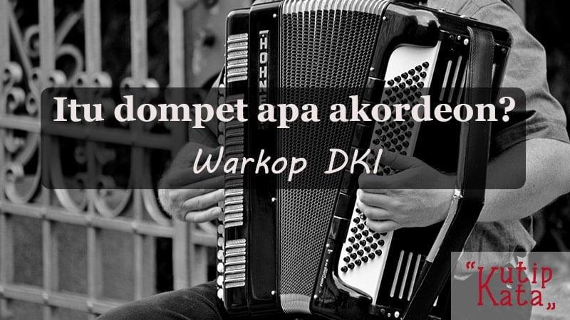 kata kata lucu buat status fb - Warkop DKI